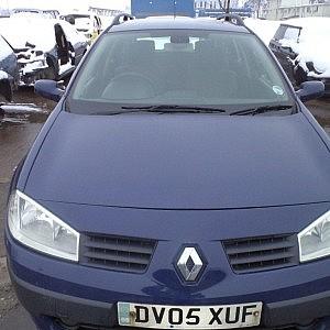 Renault Megane 2, 2005